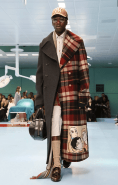 GUCCI MEN & WOMEN FALL WINTER 2018 MILAN9