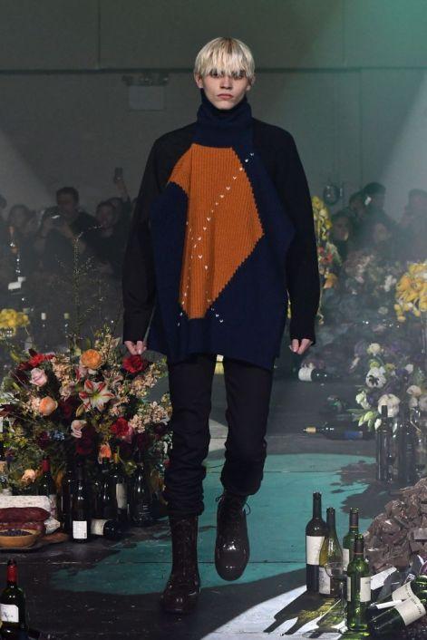 Raf Simons Men's Fall 2018