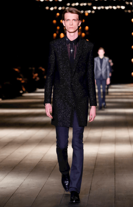 SAINT LAURENT READY TO WEAR FALL WINTER 2018 PARIS1
