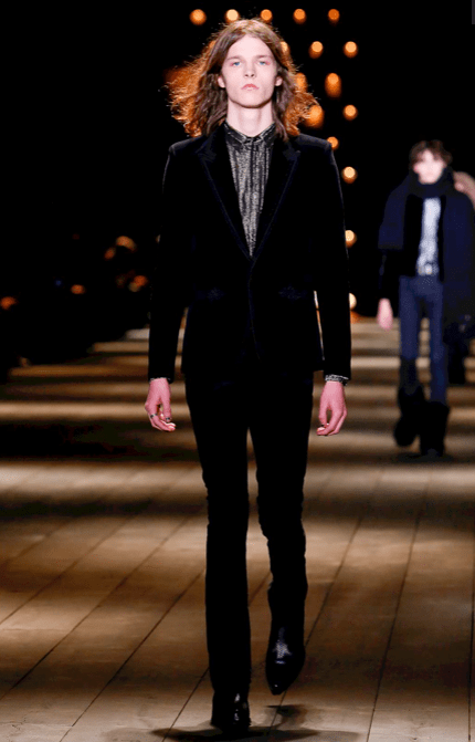 SAINT LAURENT READY TO WEAR FALL WINTER 2018 PARIS10