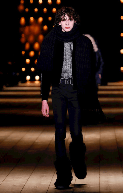 SAINT LAURENT READY TO WEAR FALL WINTER 2018 PARIS14