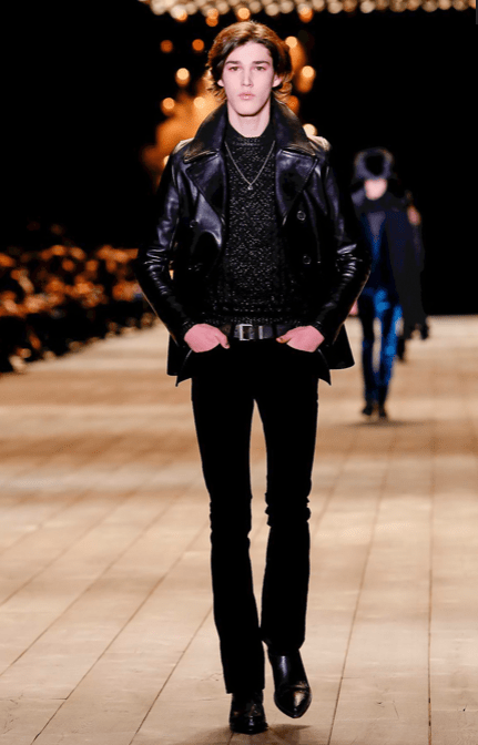 SAINT LAURENT READY TO WEAR FALL WINTER 2018 PARIS16