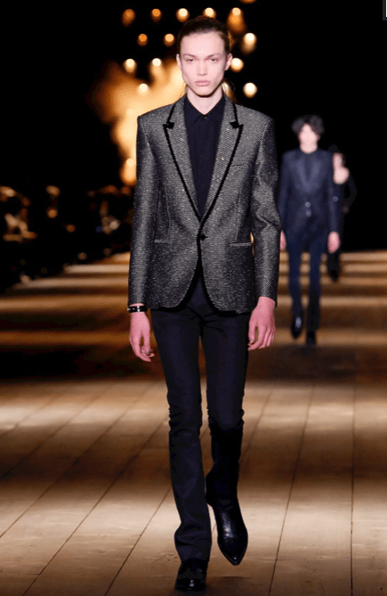SAINT LAURENT READY TO WEAR FALL WINTER 2018 PARIS6
