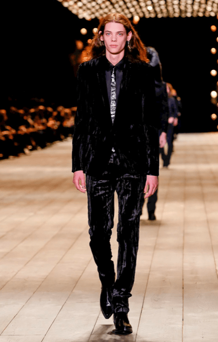 SAINT LAURENT READY TO WEAR FALL WINTER 2018 PARIS7