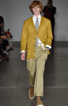 TODD SNYDER MENSWEAR FALL WINTER 2018 NEW YORK10