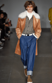 TODD SNYDER MENSWEAR FALL WINTER 2018 NEW YORK11