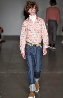 TODD SNYDER MENSWEAR FALL WINTER 2018 NEW YORK12