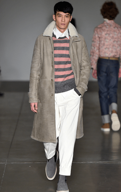TODD SNYDER MENSWEAR FALL WINTER 2018 NEW YORK13