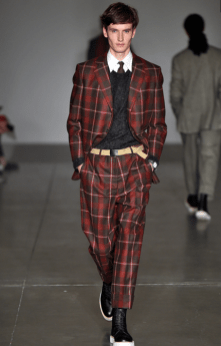 TODD SNYDER MENSWEAR FALL WINTER 2018 NEW YORK18