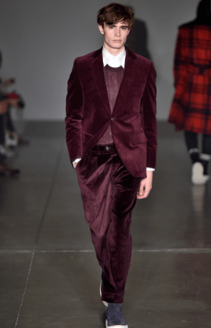 TODD SNYDER MENSWEAR FALL WINTER 2018 NEW YORK19
