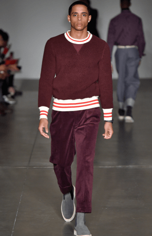TODD SNYDER MENSWEAR FALL WINTER 2018 NEW YORK20