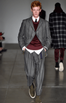 TODD SNYDER MENSWEAR FALL WINTER 2018 NEW YORK22