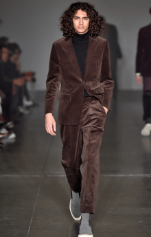 TODD SNYDER MENSWEAR FALL WINTER 2018 NEW YORK29