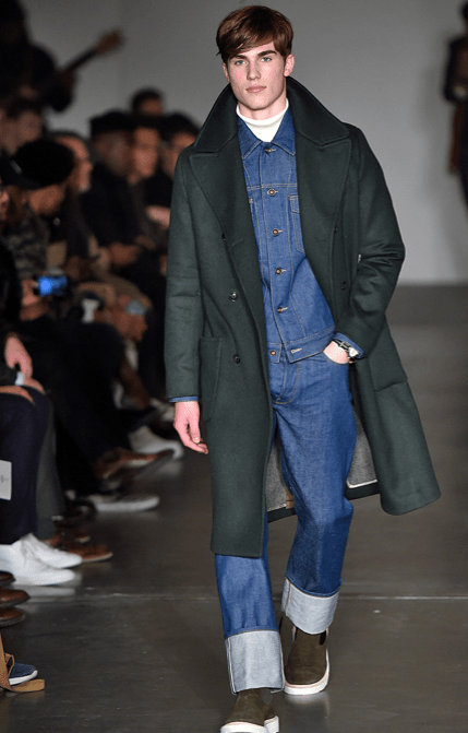 TODD SNYDER MENSWEAR FALL WINTER 2018 NEW YORK39