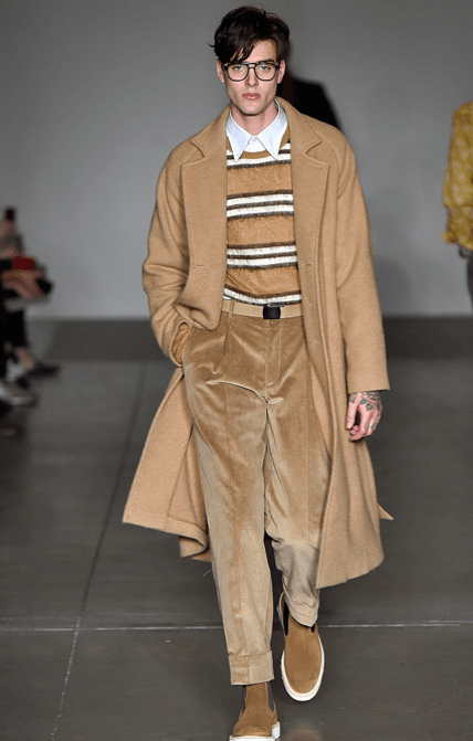 TODD SNYDER MENSWEAR FALL WINTER 2018 NEW YORK45