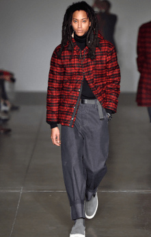 TODD SNYDER MENSWEAR FALL WINTER 2018 NEW YORK48