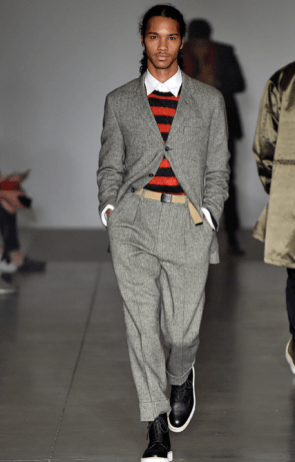 TODD SNYDER MENSWEAR FALL WINTER 2018 NEW YORK6