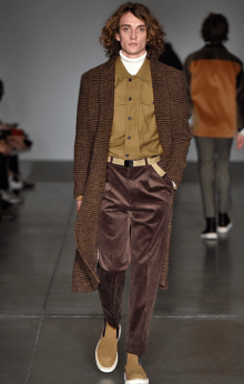 TODD SNYDER MENSWEAR FALL WINTER 2018 NEW YORK9