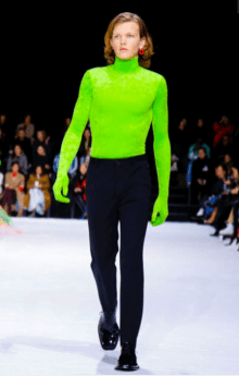BALENCIAGA READY TO WEAR FALL WINTER 2018 PARIS23