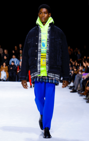 BALENCIAGA READY TO WEAR FALL WINTER 2018 PARIS29