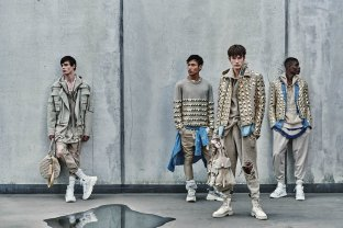 Balmain Men's Resort 2019 Collection41