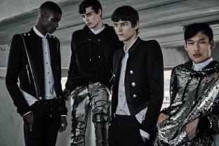 Balmain Men's Resort 2019 Collection54