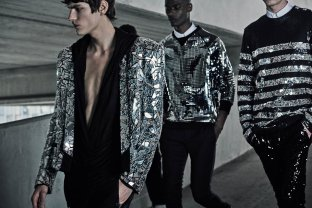 Balmain Men's Resort 2019 Collection58
