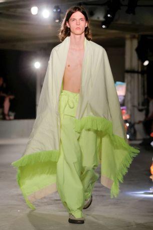 Acne Studios Menswear Spring Summer 2019 Paris20