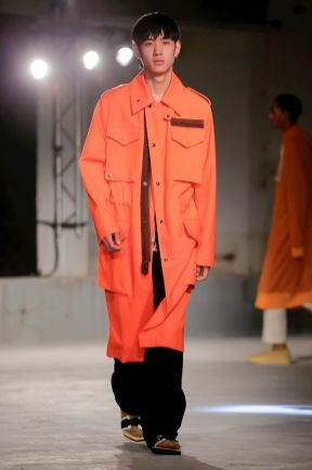 Acne Studios Menswear Spring Summer 2019 Paris21