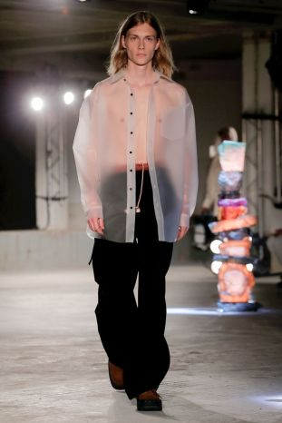 Acne Studios Menswear Spring Summer 2019 Paris36