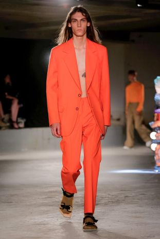 Acne Studios Menswear Spring Summer 2019 Paris41