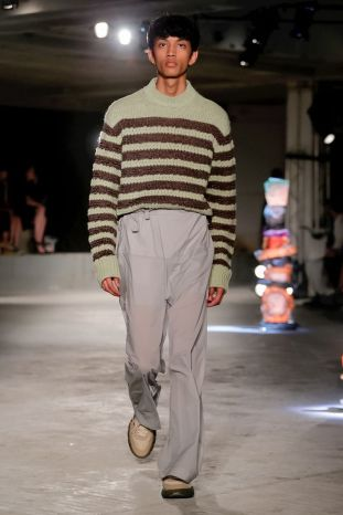 Acne Studios Menswear Spring Summer 2019 Paris42