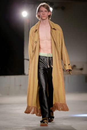 Acne Studios Menswear Spring Summer 2019 Paris5