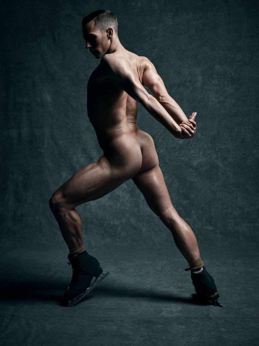 Adam Rippon for ESPN Body Issue 10