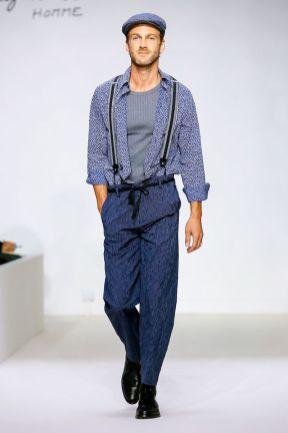 Agnès B Menswear Spring Summer 2019 Paris17