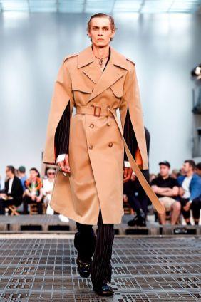 Alexander McQueen Menswear Spring Summer 2019 Paris1