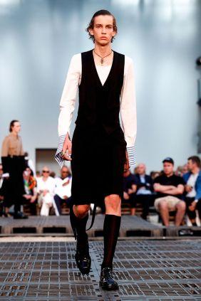 Alexander McQueen Menswear Spring Summer 2019 Paris10