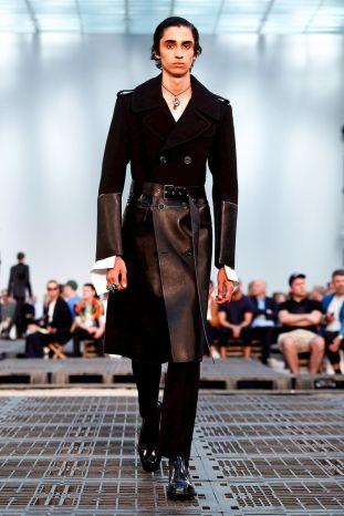 Alexander McQueen Menswear Spring Summer 2019 Paris17
