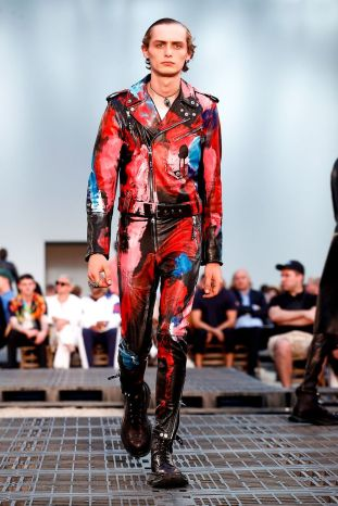 Alexander McQueen Menswear Spring Summer 2019 Paris21