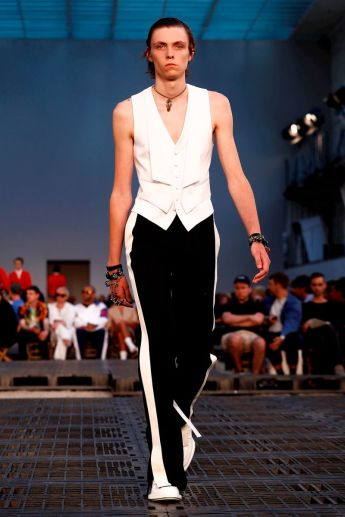 Alexander McQueen Menswear Spring Summer 2019 Paris28