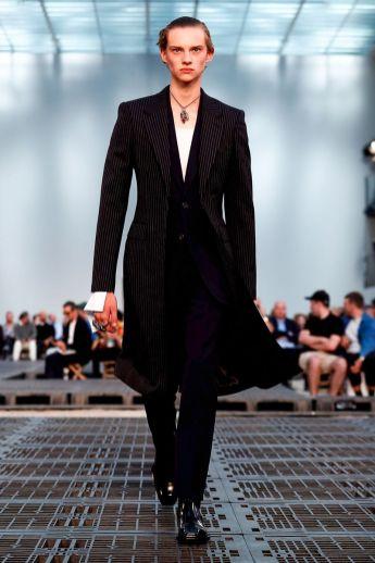 Alexander McQueen Menswear Spring Summer 2019 Paris30