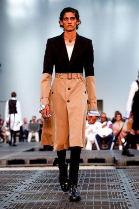 Alexander McQueen Menswear Spring Summer 2019 Paris7