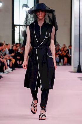 Ann Demeulemeester Menswear Spring Summer 2019 Paris16