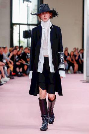 Ann Demeulemeester Menswear Spring Summer 2019 Paris20