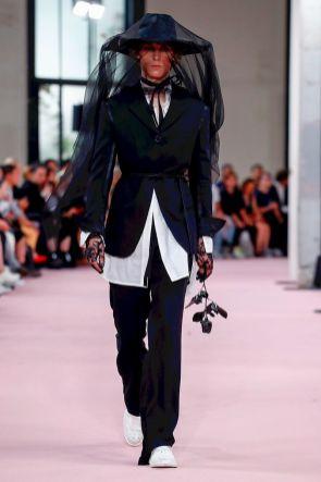 Ann Demeulemeester Menswear Spring Summer 2019 Paris21