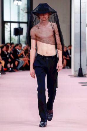 Ann Demeulemeester Menswear Spring Summer 2019 Paris33