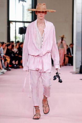 Ann Demeulemeester Menswear Spring Summer 2019 Paris37