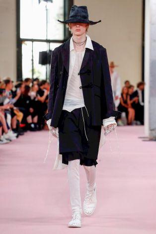 Ann Demeulemeester Menswear Spring Summer 2019 Paris44