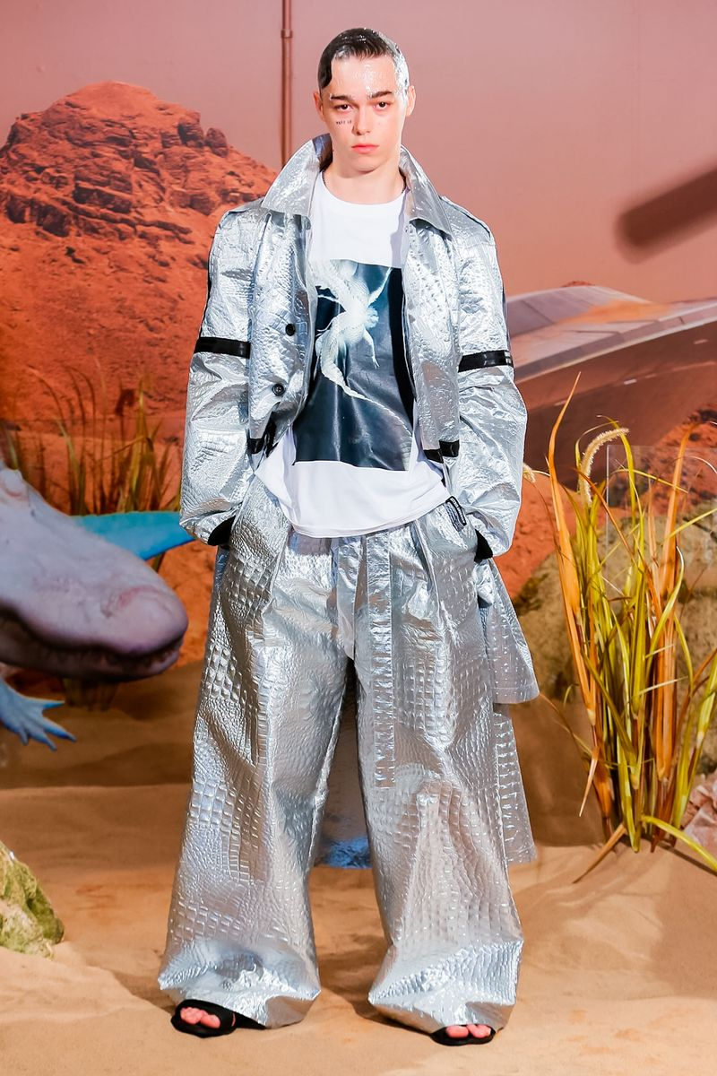 Astrid Andersen Ready To Wear Spring Summer 2019 London9