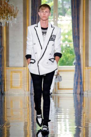 Balmain Homme Menswear Spring Summer 2019 Paris102